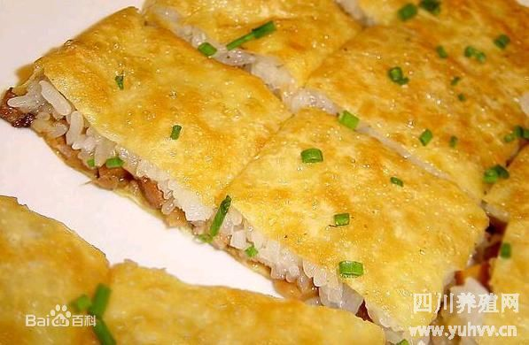 武汉三鲜豆皮的来源历史和制作方法