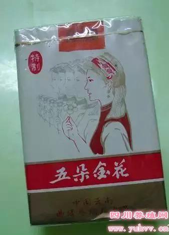 中国绝版老香烟,见过其中一样,就证明你老了!