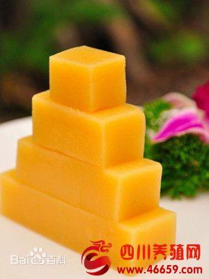 豌豆黄的来源和做法-北京传统小吃