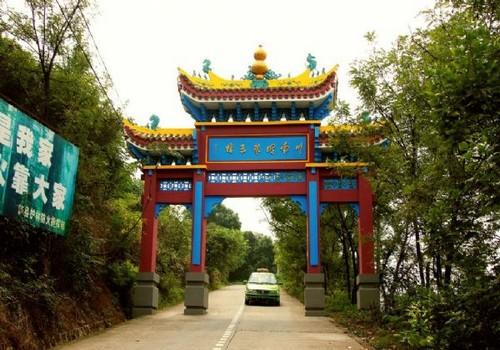 泸县玉蟾山景区,国家AAA级旅游区