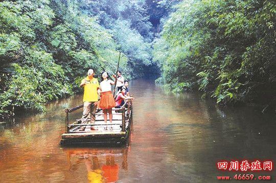 合江大滩水库-位于合江县自怀镇