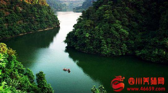 威远县长沙湖-长沙坝水库