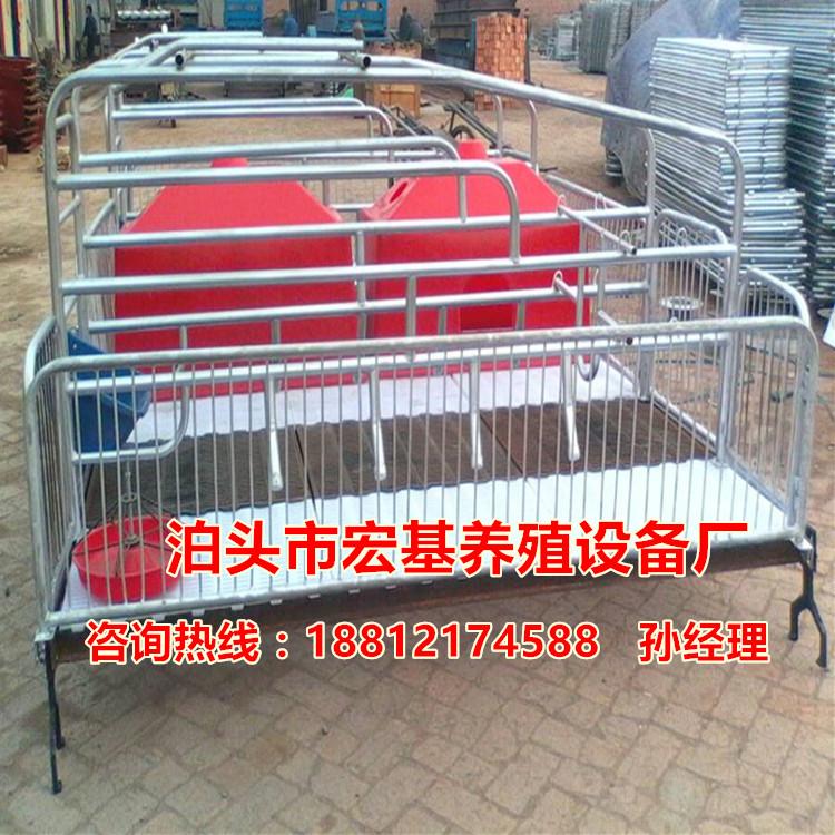 供应母猪产床价格高培产仔栏尺寸猪产床厂家销售