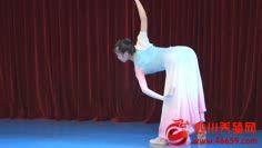 舞蹈《伊人》 表演者:高雯雯(女) 北京舞蹈学院