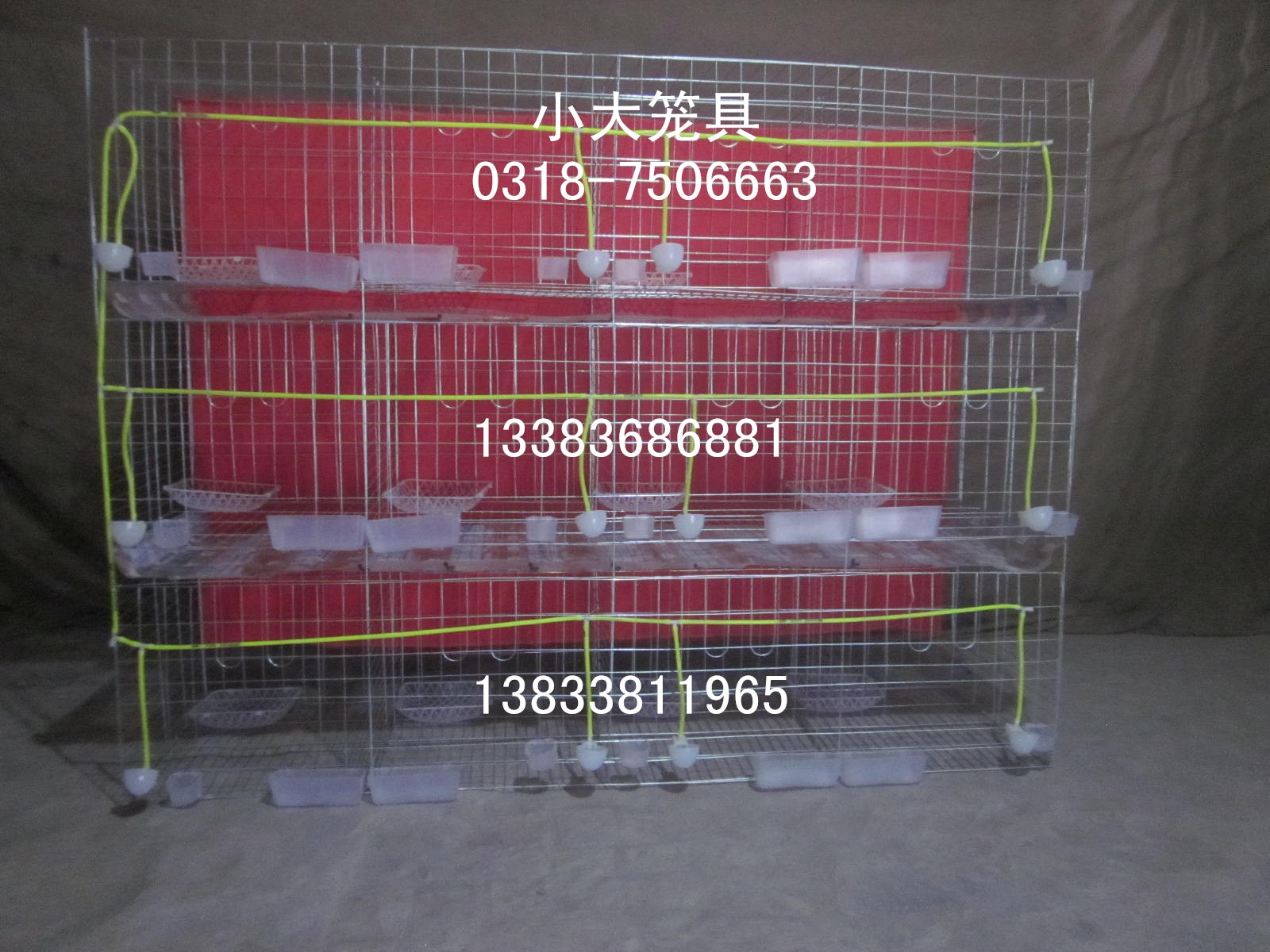 狐狸笼鹌鹑笼鸽子笼兔子笼宠物笼运输笼鸡笼鸽笼兔笼貉子笼鹧鸪笼